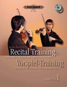 Recital Training, vol  1 - germansuzuki com